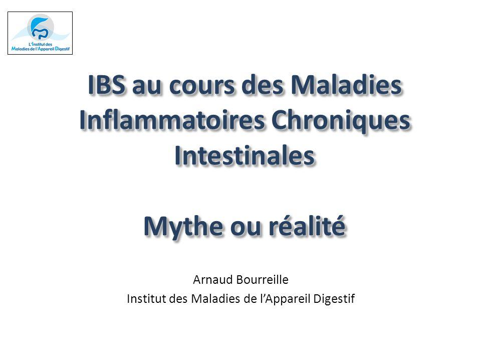 Arnaud Bourreille Institut des Maladies de l'Appareil Digestif