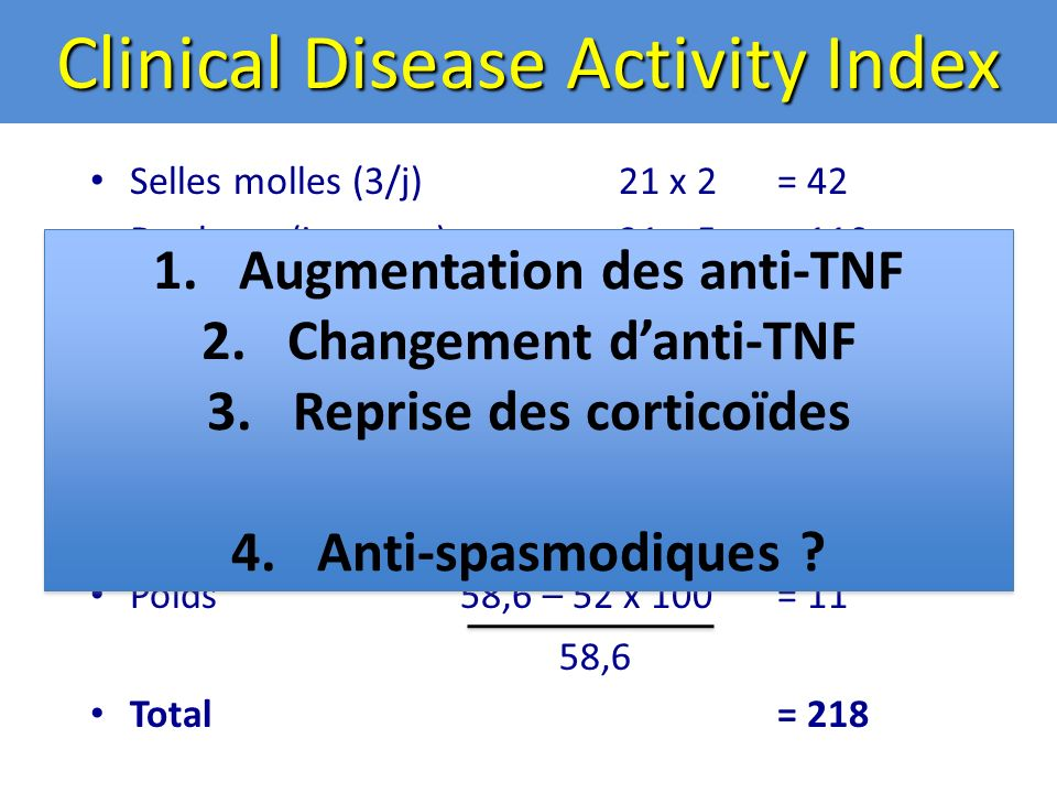 Clinical Disease Activity Index