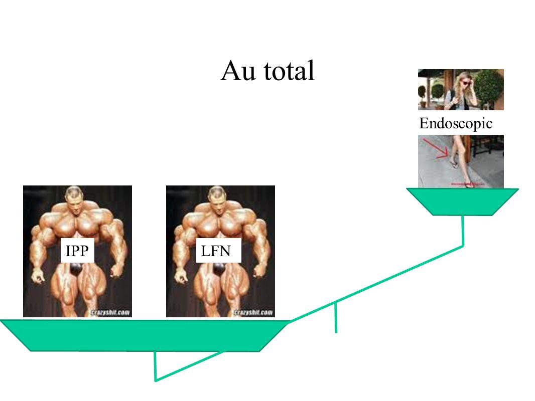 Au total Endoscopic IPP LFN