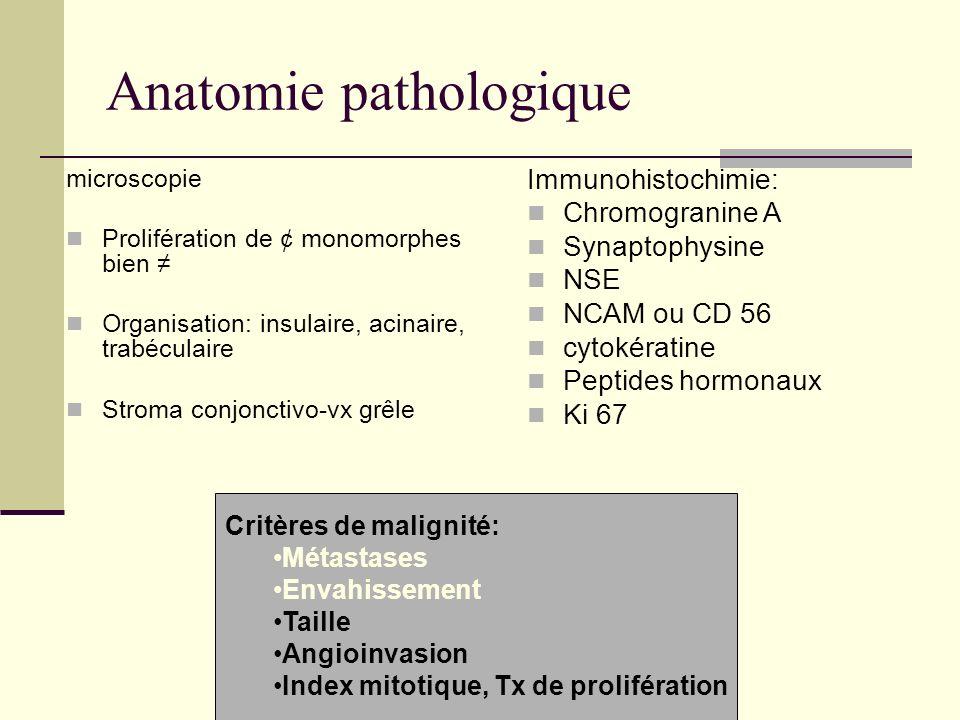 Anatomie pathologique