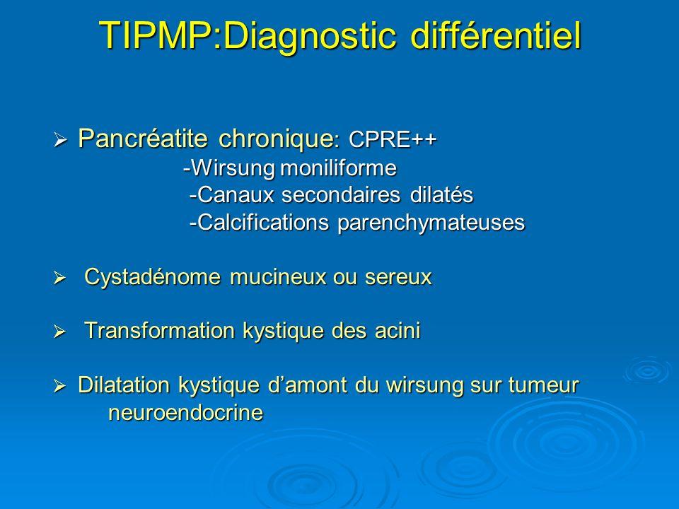 TIPMP:Diagnostic différentiel