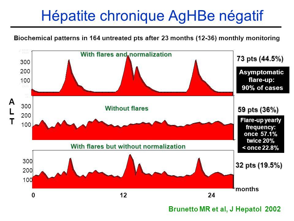 Hépatite chronique AgHBe négatif