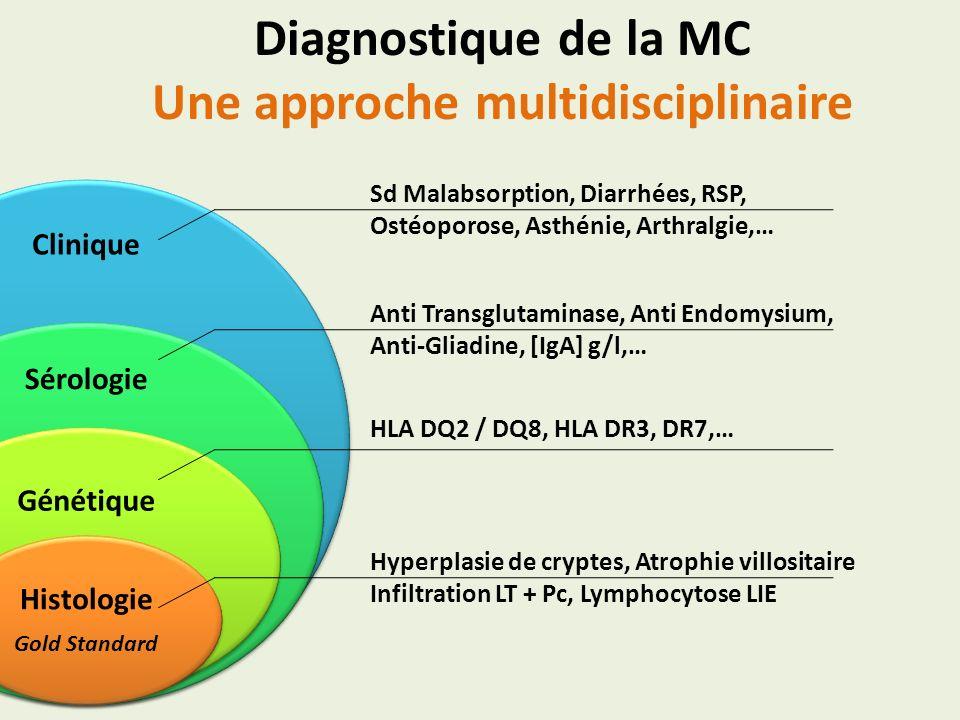 Une approche multidisciplinaire
