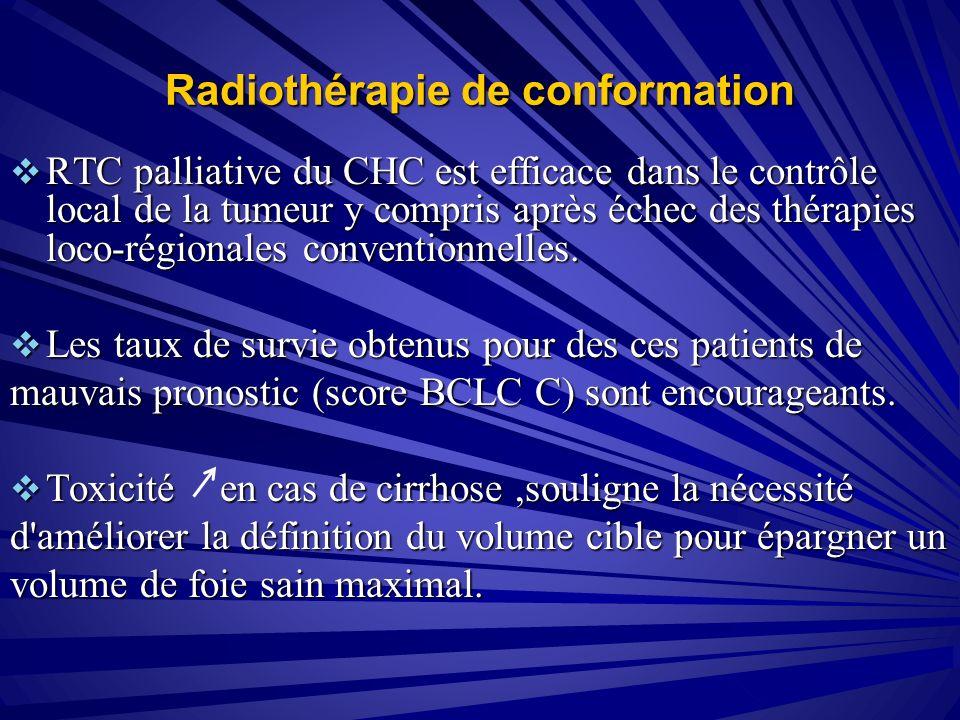Radiothérapie de conformation