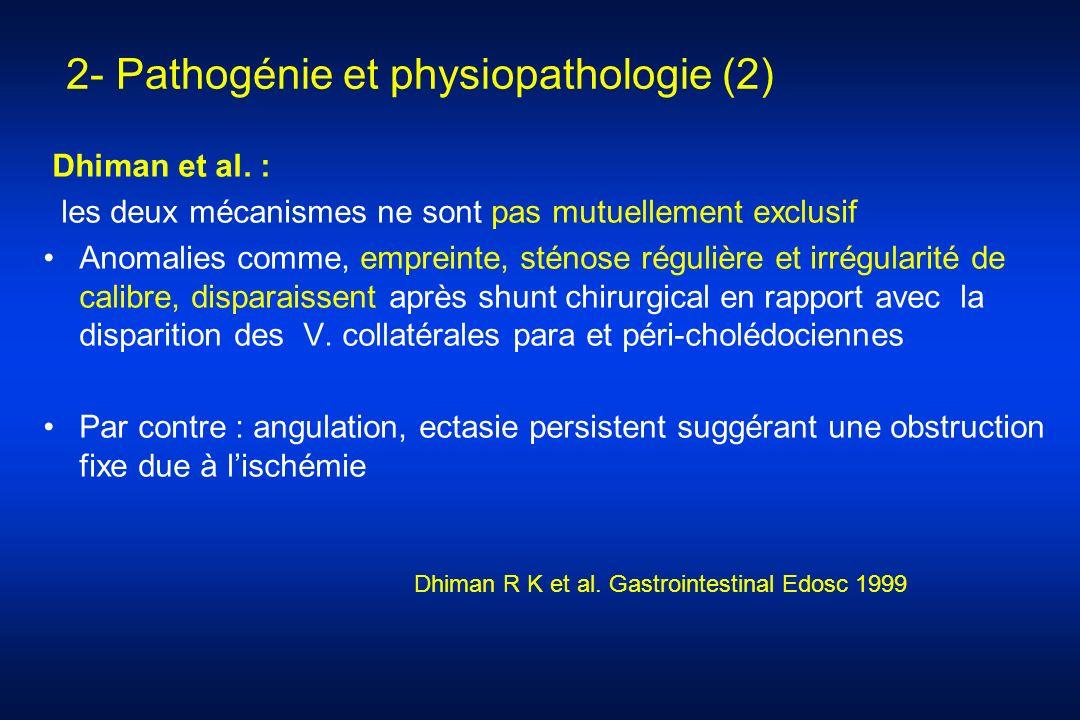 2- Pathogénie et physiopathologie (2)
