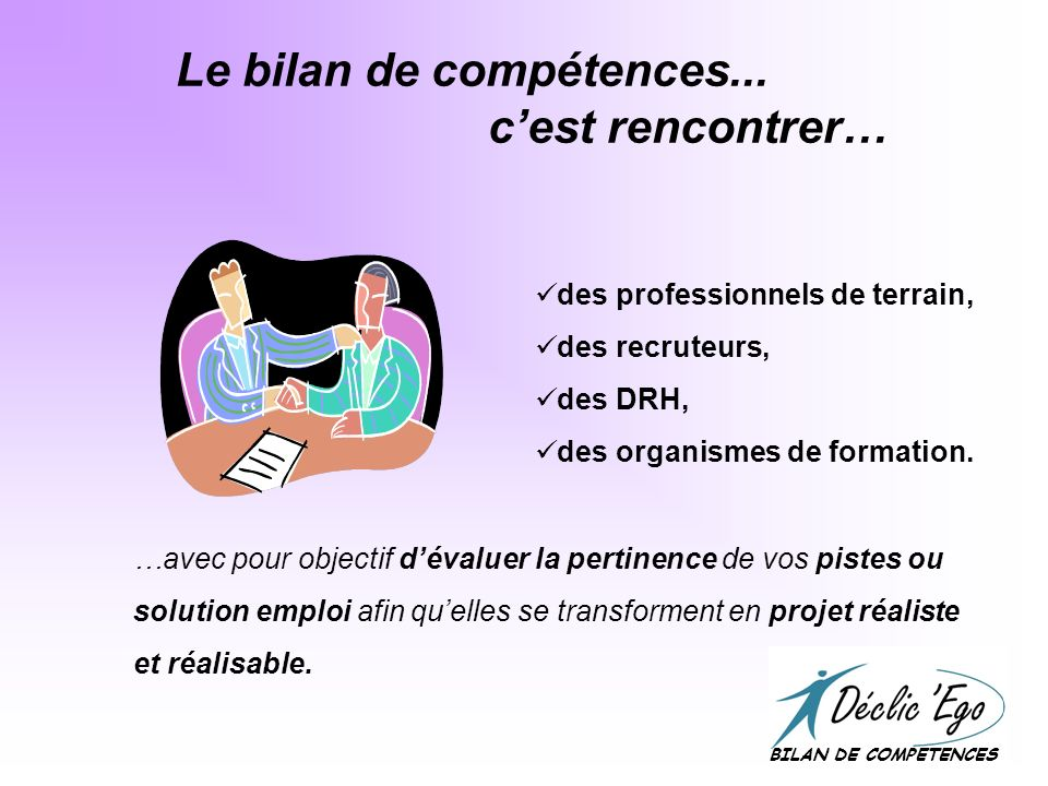 Rencontrer son guide