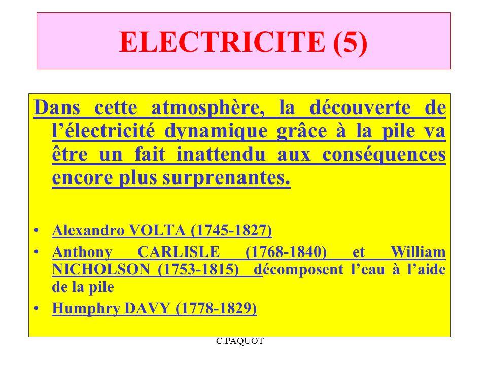 ELECTRICITE (5)