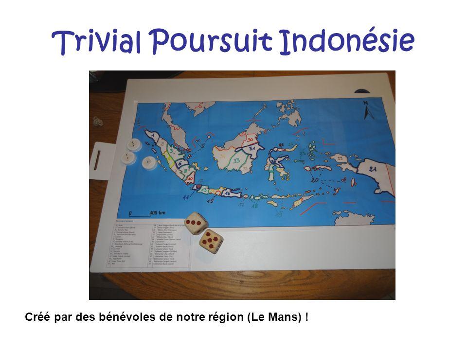 Trivial Poursuit Indonésie
