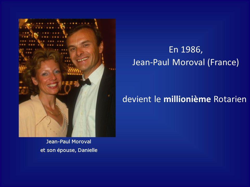 En 1986, Jean-Paul Moroval (France)