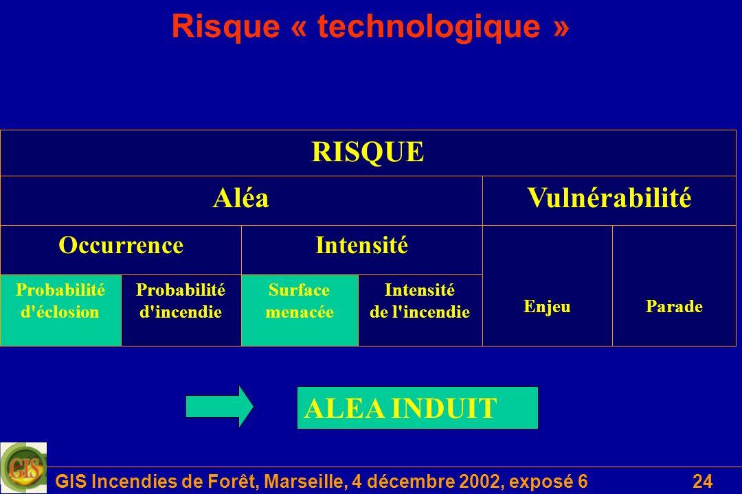 Risque « technologique »