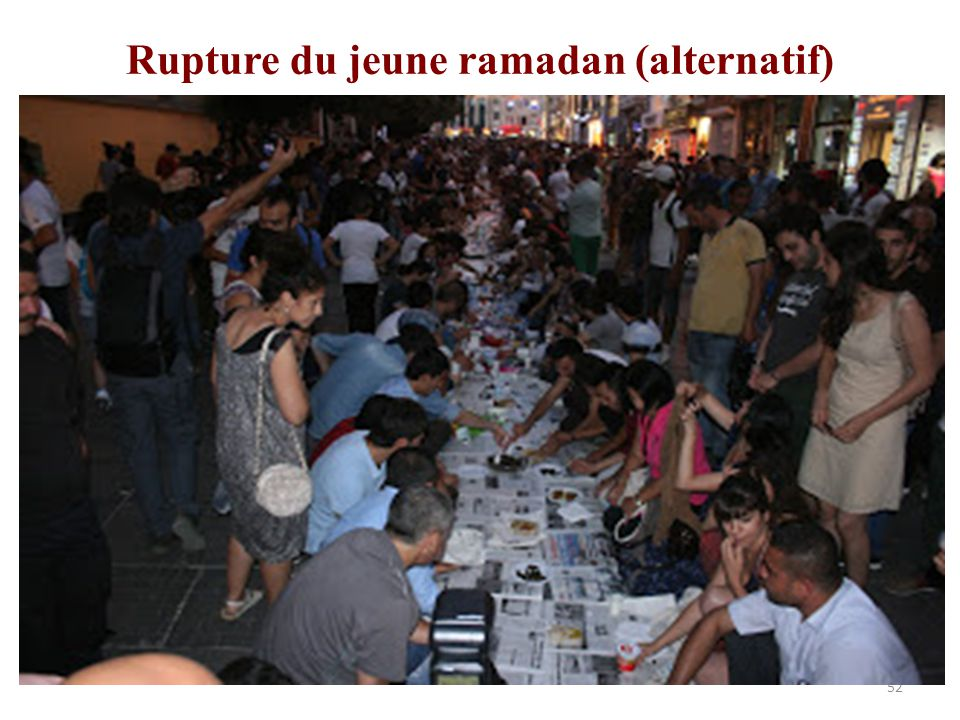 Rupture du jeune ramadan (alternatif)
