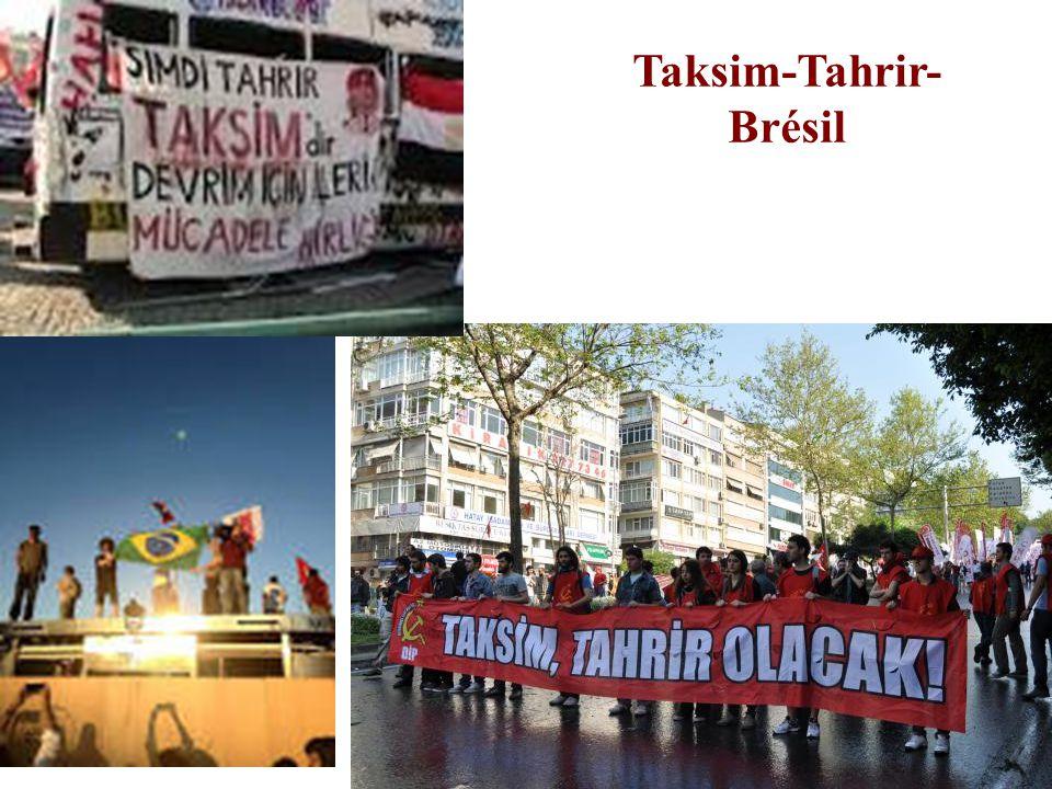 Taksim-Tahrir-Brésil