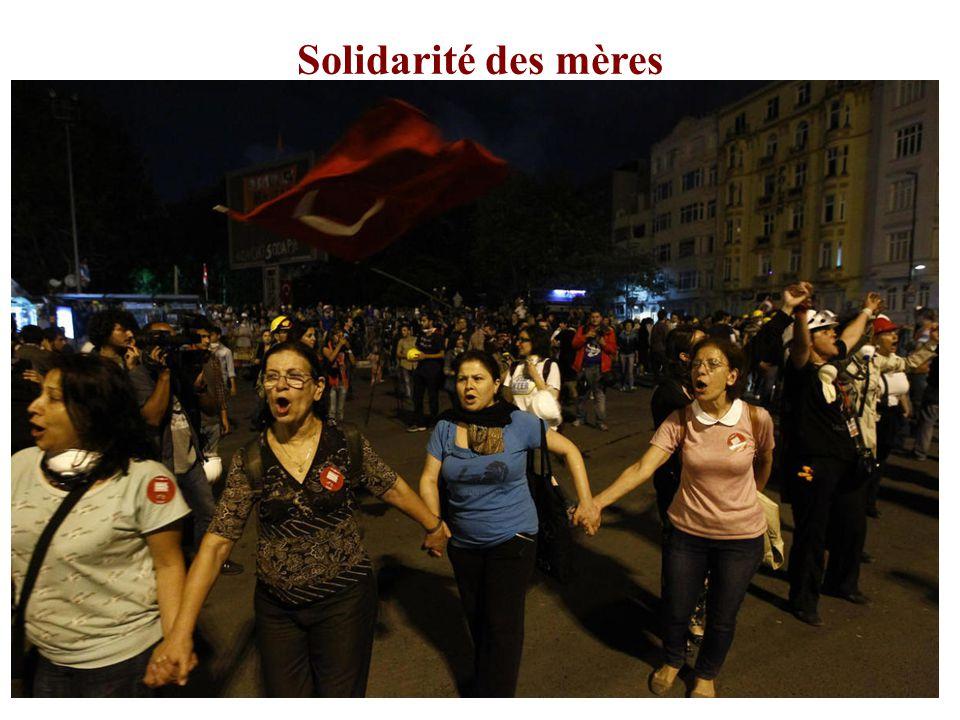 Solidarité des mères