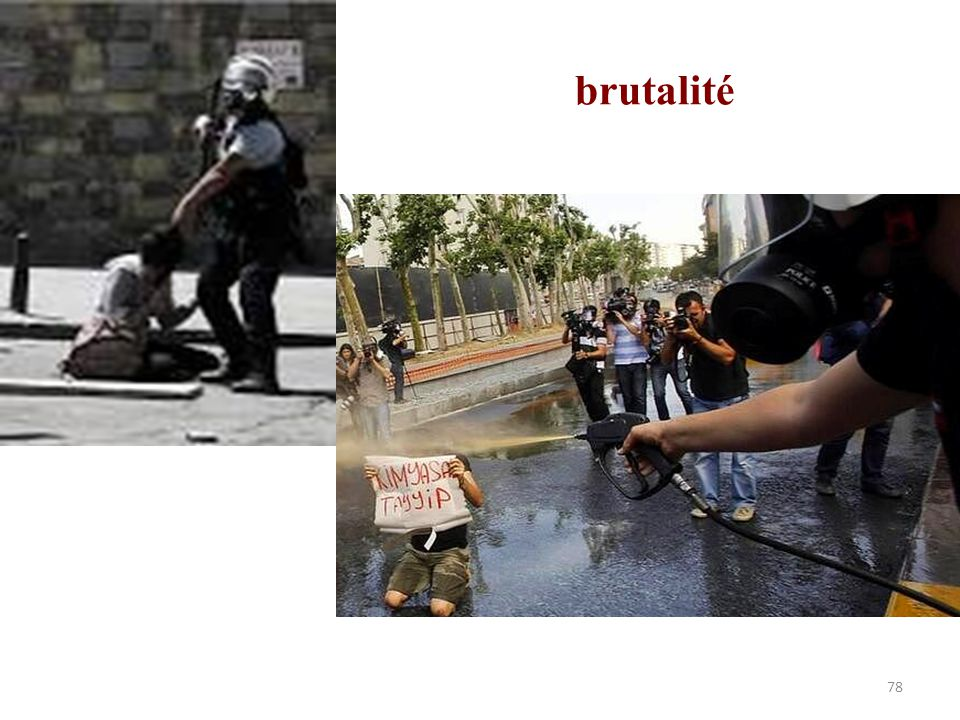 brutalité