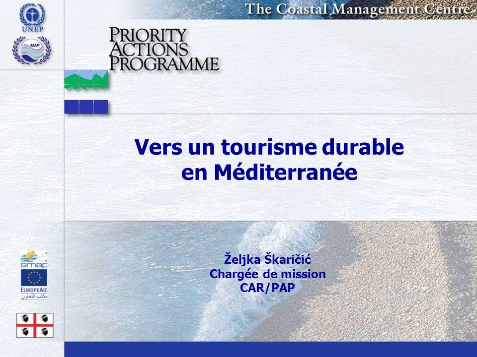 Vers un tourisme durable en Méditerranée