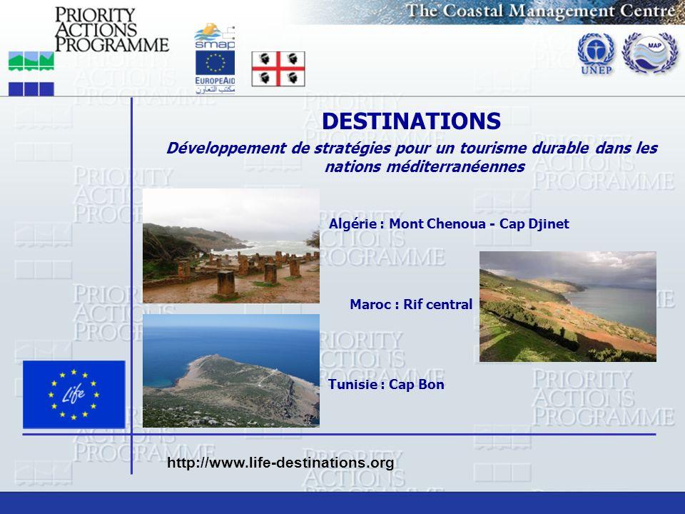 DESTINATIONS Algérie : Mont Chenoua - Cap Djinet
