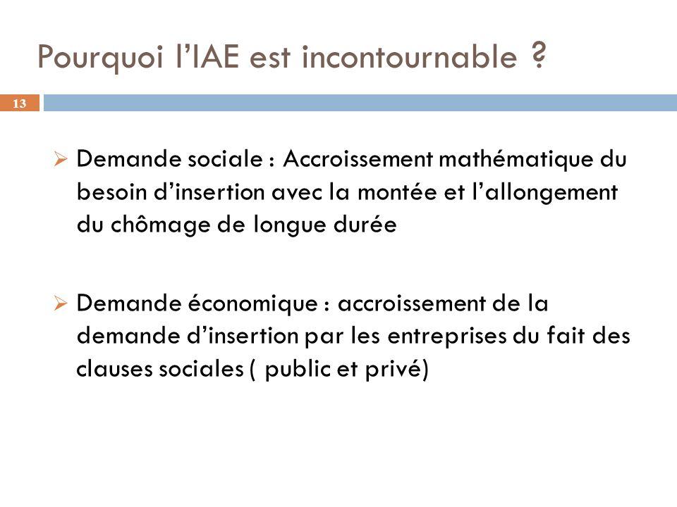 Pourquoi l'IAE est incontournable