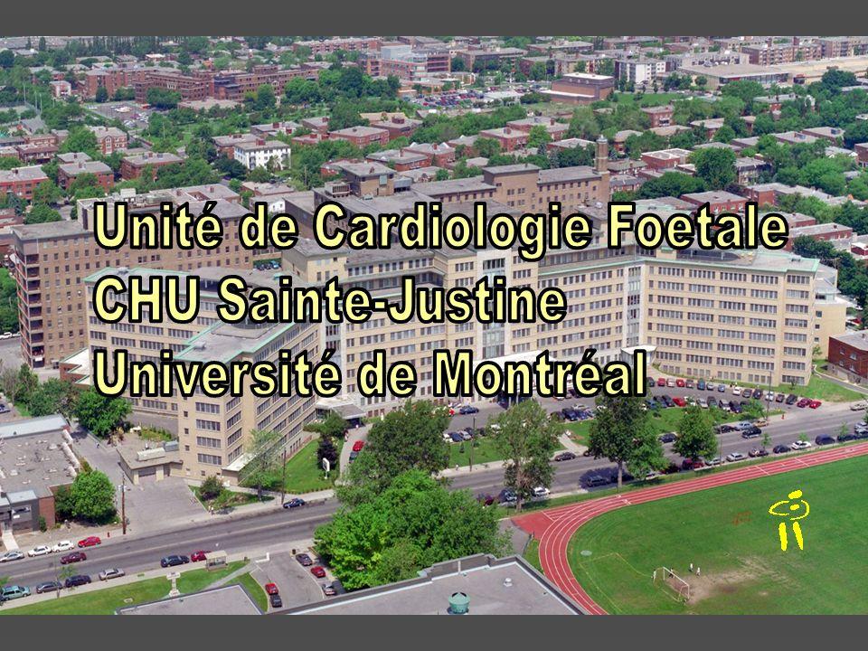 Unité de Cardiologie Foetale