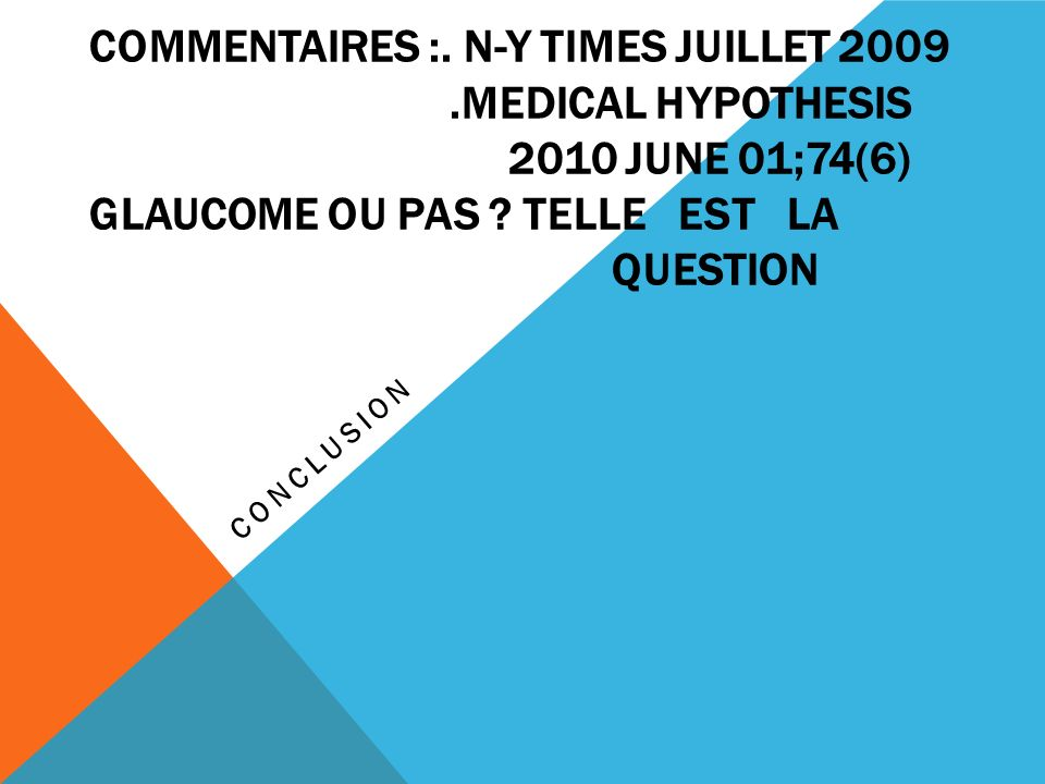 COMMENTAIRES :. n-y times JUILLET 2009