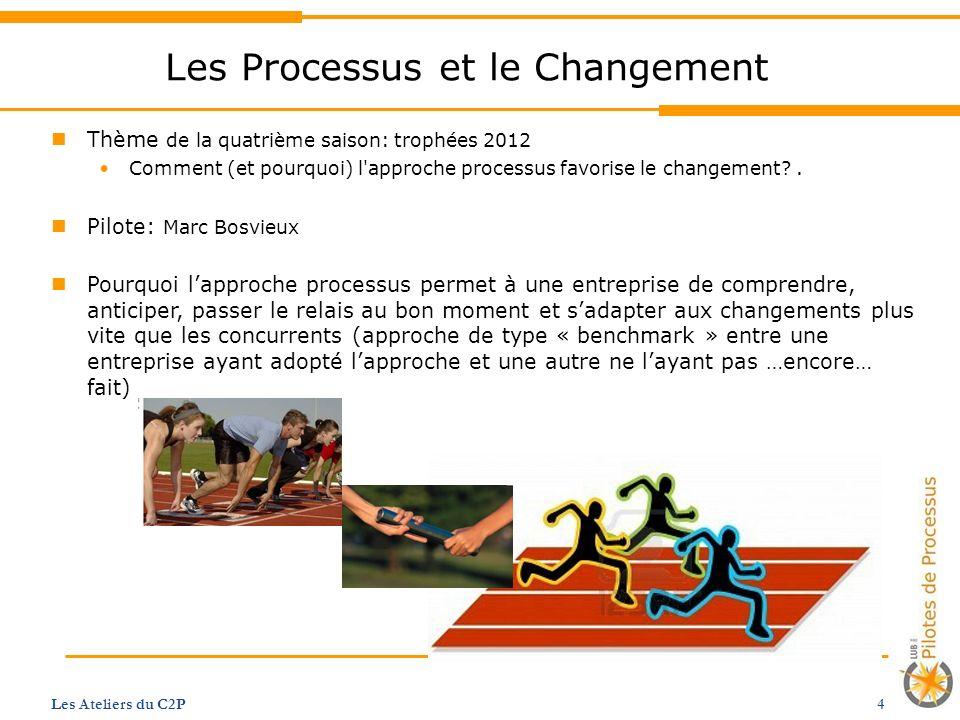 Les Processus et le Changement