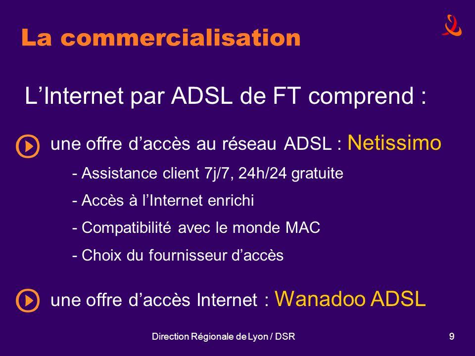 Direction Régionale de Lyon / DSR