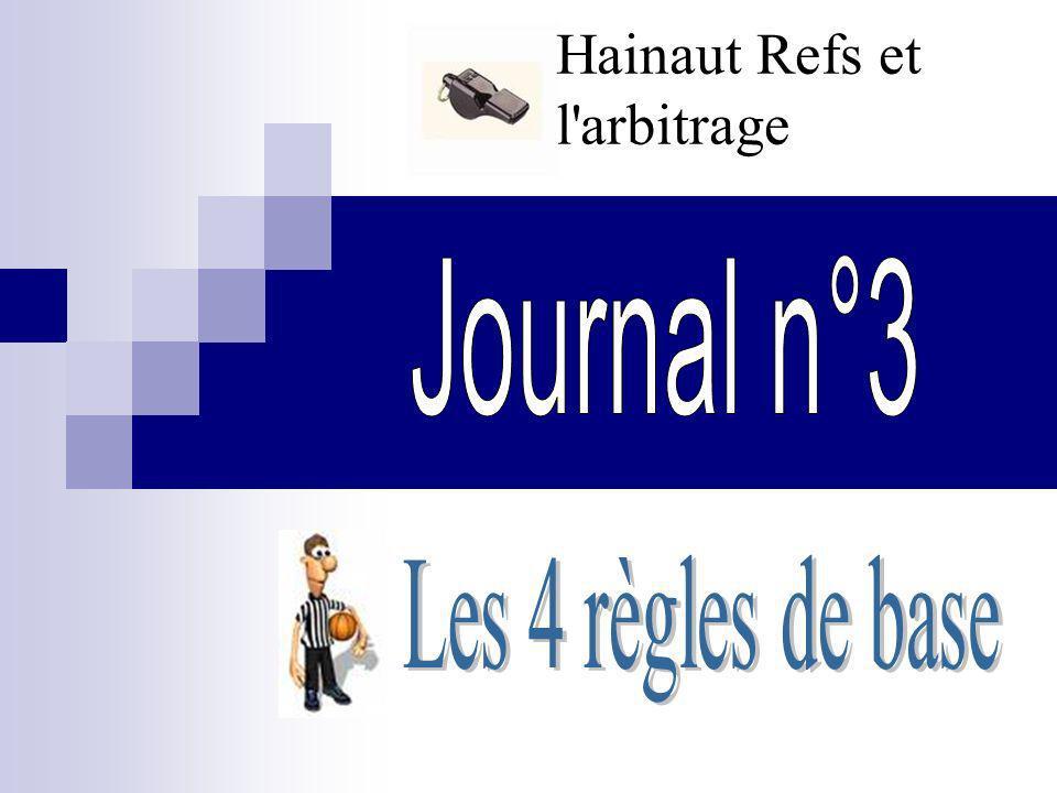Hainaut Refs et l arbitrage