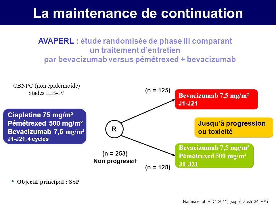 La maintenance de continuation