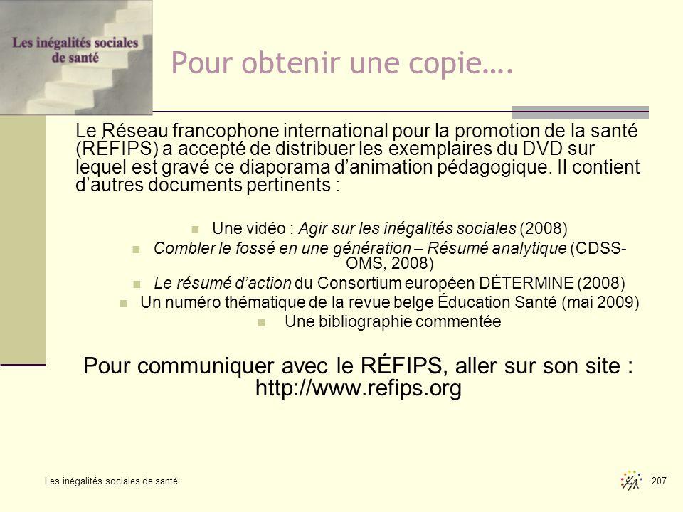 Pour obtenir une copie….