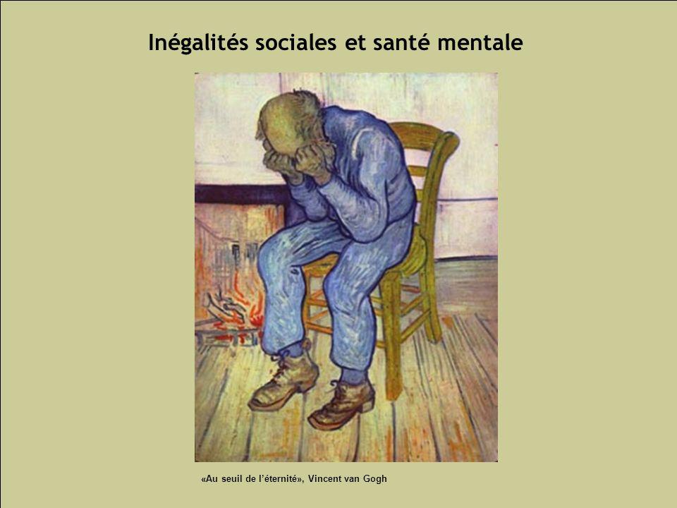 Inégalités sociales et santé mentale