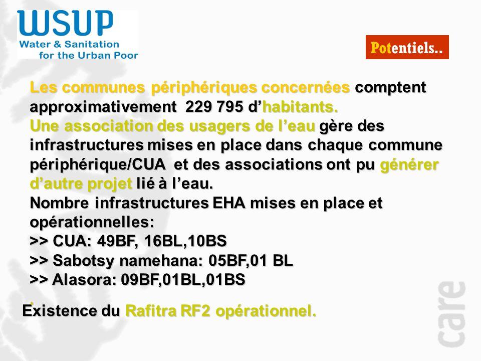 Potentiels.. Les communes périphériques concernées comptent approximativement 229 795 d'habitants.