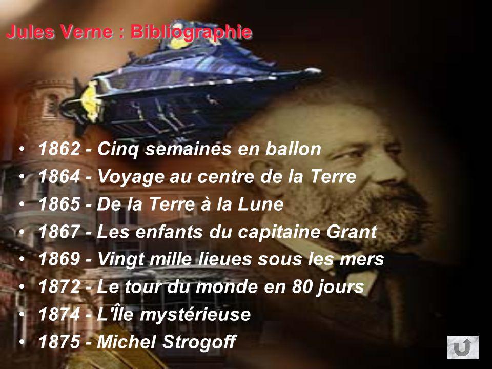 Jules Verne : Bibliographie