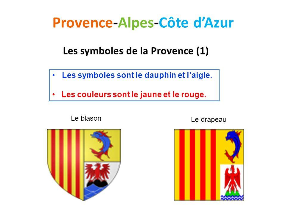 Provence-Alpes-Côte d'Azur Les symboles de la Provence (1)
