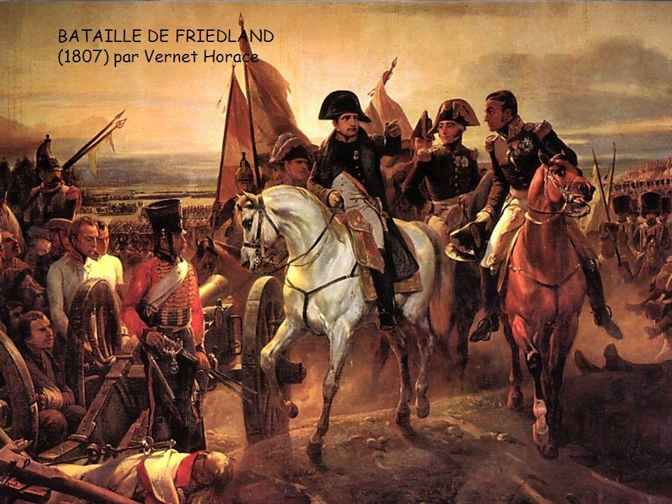Napoléon à la bataille d Eylau1807 GROS Antoine-Jean