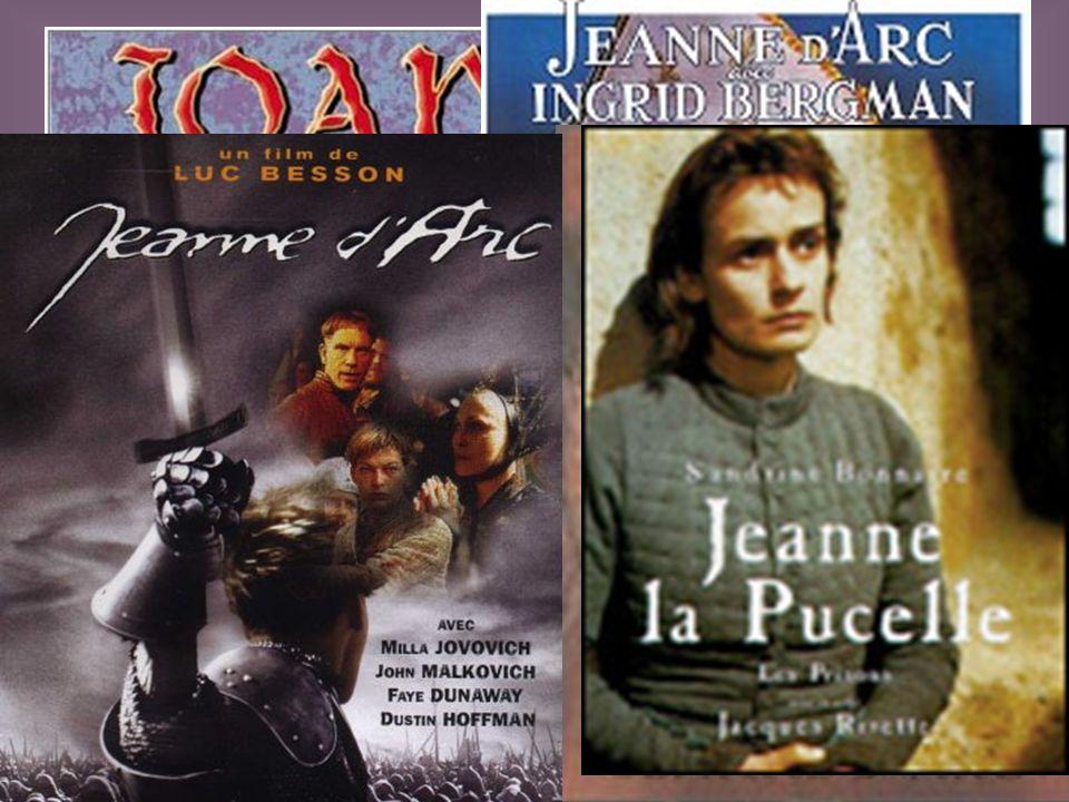 Pour l' Histoire, Jeanne est la libératrice géniale d une France menacée de disparaître.