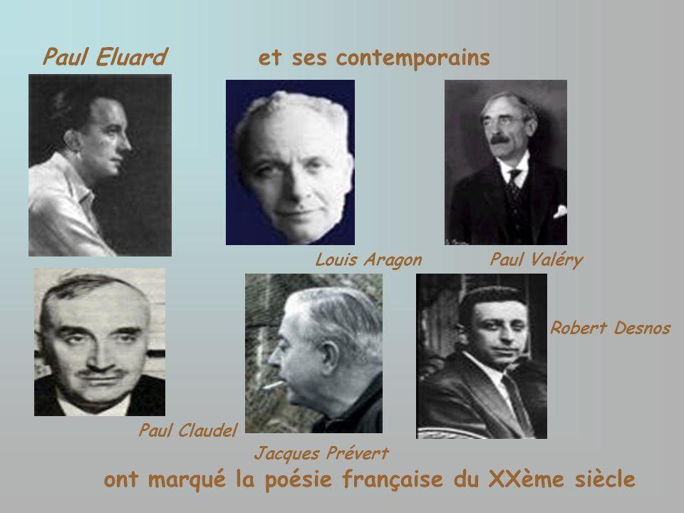 ont marqué la poésie française du XXème siècle