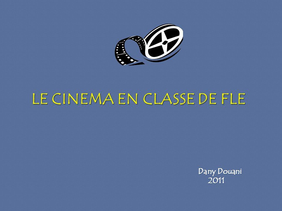 LE CINEMA EN CLASSE DE FLE