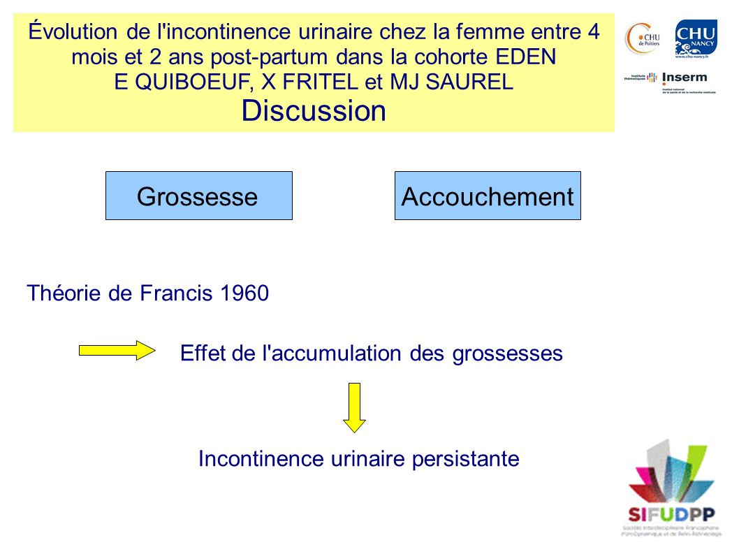 Discussion Grossesse Accouchement