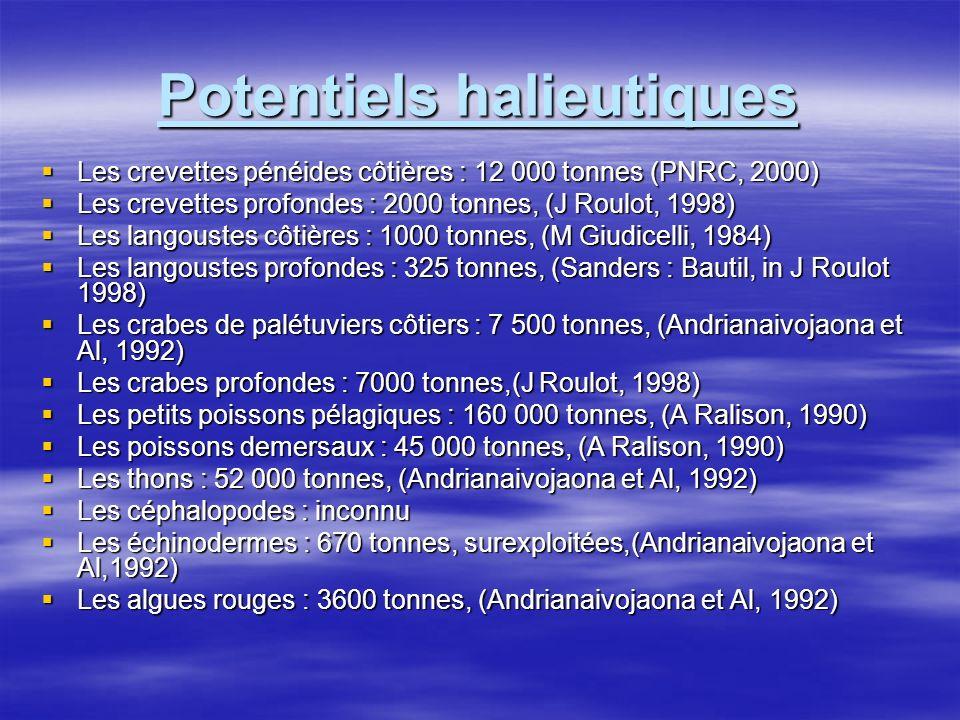 Potentiels halieutiques