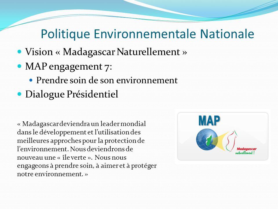 Politique Environnementale Nationale