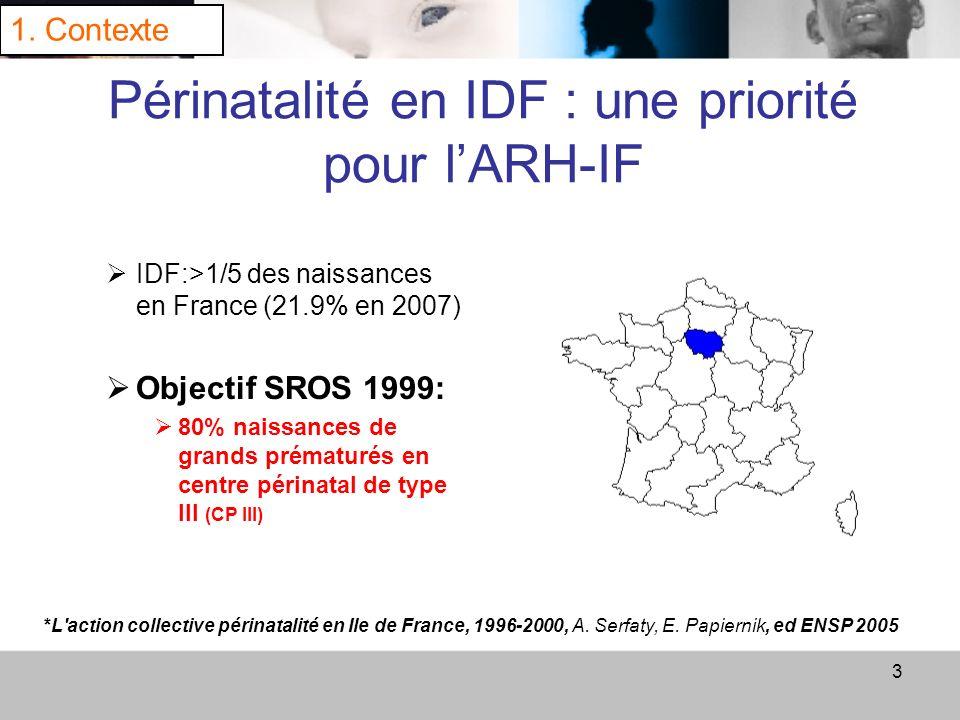 Périnatalité en IDF : une priorité pour l'ARH-IF