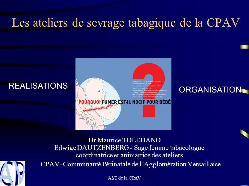 CPAV- Communauté Périnatale de l'Agglomération Versaillaise