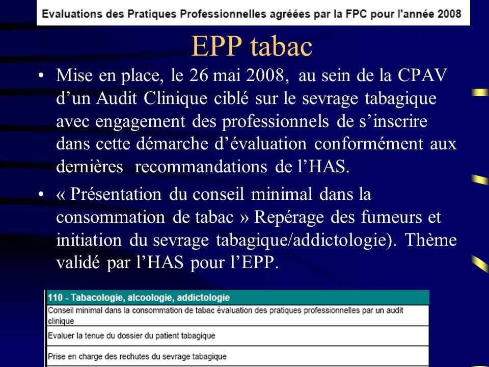 EPP tabac