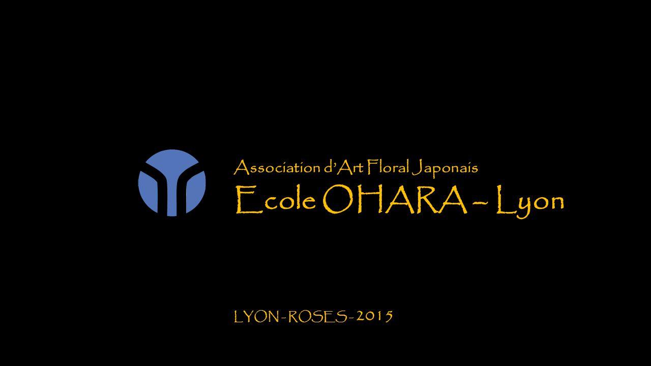 Ecole Paysagiste Lyon concernant ecole ohara – lyon association d'art floral japonais - ppt video