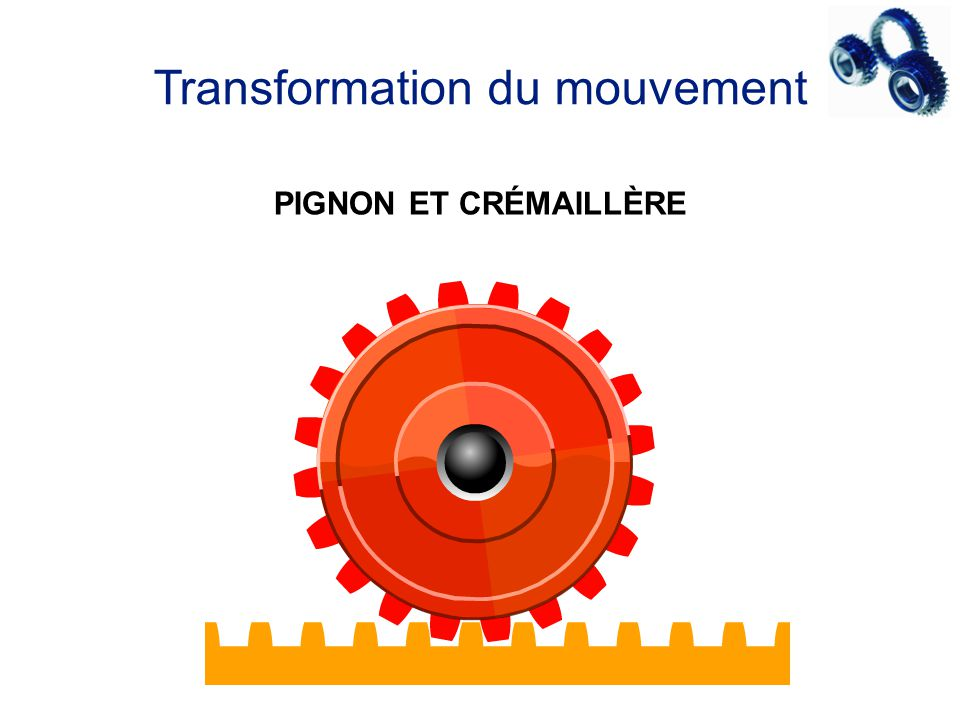 Transformation du mouvement