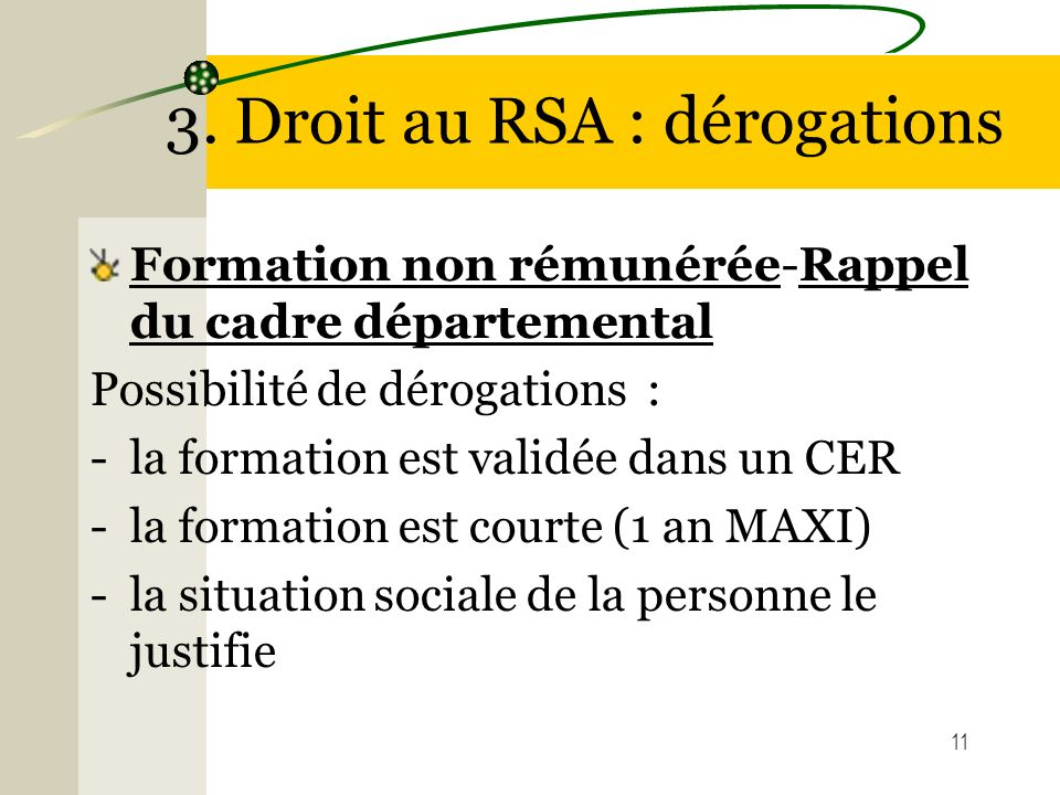 information allocation rsa r u00e9f u00e9rents rsa