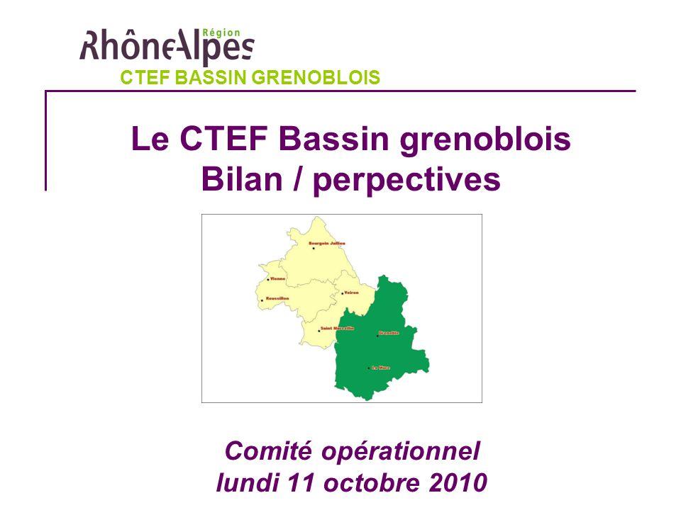 CTEF BASSIN GRENOBLOIS