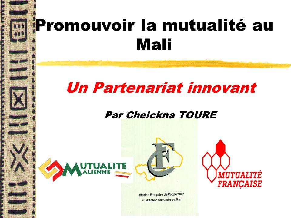 Promouvoir la mutualité au Mali