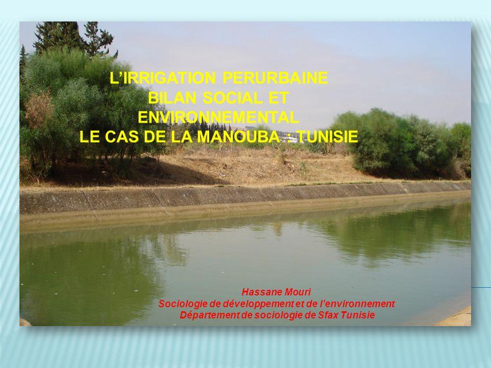 Mouri Hassane département de sociologie Sfax Tunisie
