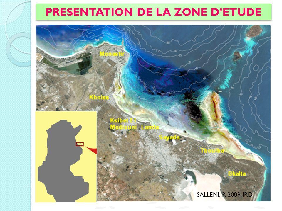 PRESENTATION DE LA ZONE D'ETUDE
