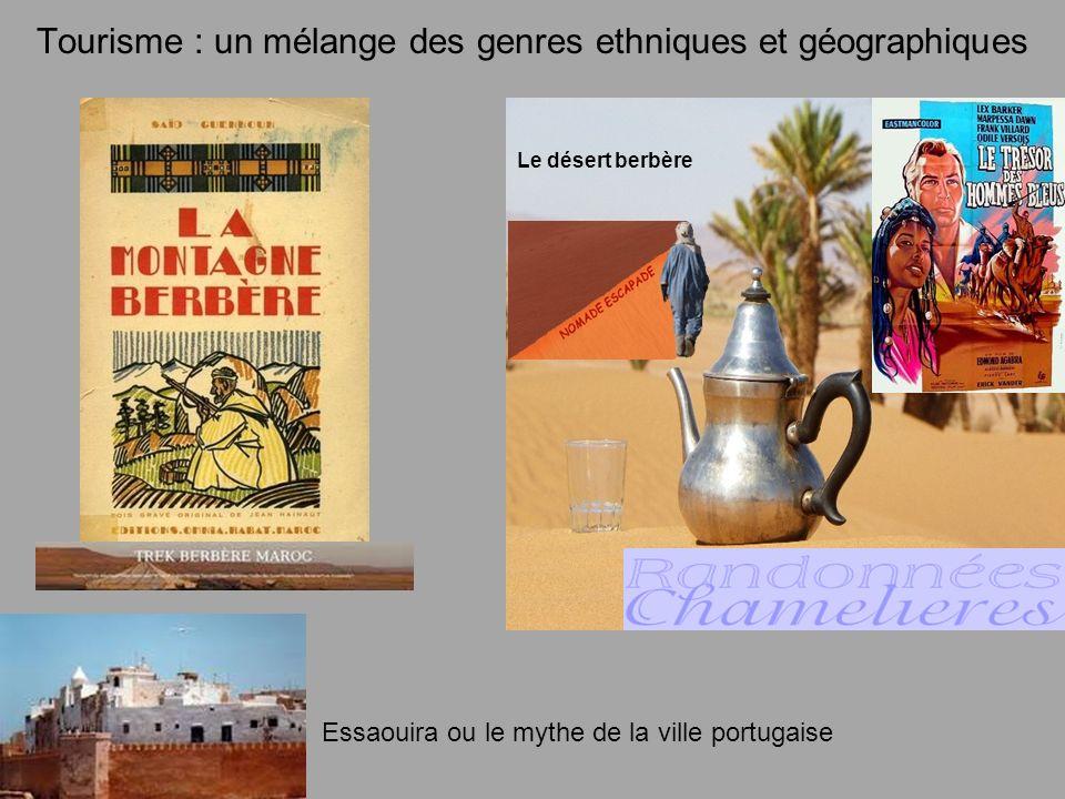 Tourisme : un mélange des genres ethniques et géographiques